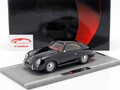 Porsche 356A Baujahr 1955 schwarz 1:18 BBR