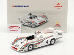 Porsche 936/77 #4 Winner 24h LeMans 1977 Martini Racing 1:18 Spark