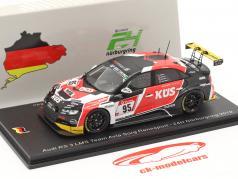 Audi RS3 LMS #95 24h Nürburgring 2019 Avia Sorg Rennsport 1:43 火花