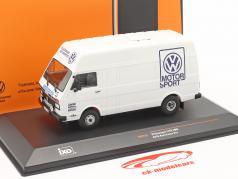 Volkswagen VW LT45 LWB Rallye Assistance Van VW Motorsport 1:43 Ixo