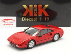 Ferrari 328 GTB Ano de construção 1985 vermelho 1:18 KK-Scale