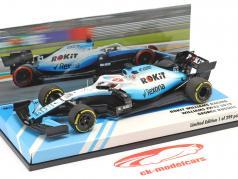 乔治·罗素·威廉姆斯FW42#63 Formula 1 2019 1:43 Minichamps