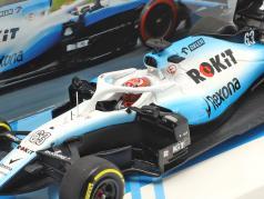 Джордж Рассел Уильямс FW42 #63 Formula 1 2019 1:43 Minichamps