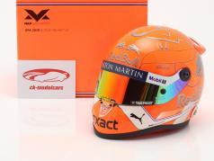 Max Verstappen #33 belga GP spa formula 1 2019 casco 1:2 Schuberth