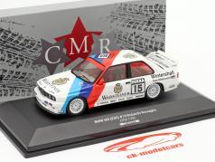 BMW M3 (E30) #15 DTM 1992 Roberto Ravaglia 1:43 CMR