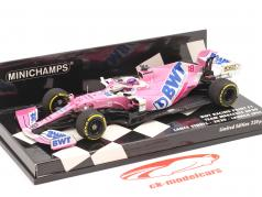 Lance Stroll Racing Point RP20 #18 Launch Spec formula 1 2020 1:43 Minichamps