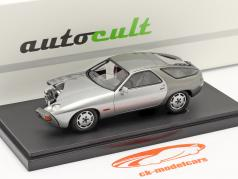 Set Yearbook 2020 with annual model Porsche 928 PES Type 960 1:43 AutoCult