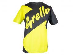 Manthey-Racing T恤衫 风扇 Grello 911 灰色 / 黄色
