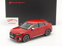 Audi RS Q3 Sportback (F3) 建设年份 2020 tango 红 1:18 Minichamps
