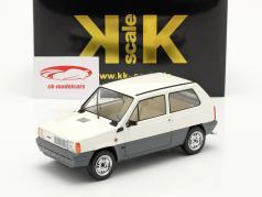 Fiat Panda 45 MK I year 1980 white 1:18 KK-Scale