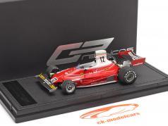 Niki Lauda Ferrari 312T #12 formule 1 Wereldkampioen 1975 1:43 GP Replicas