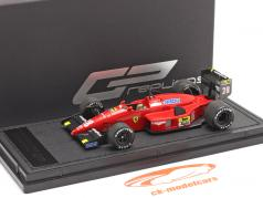 Gerhard Berger Ferrari F1-87/88C #28 formule 1 1988 1:43 GP Replicas