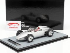Porsche 718 F2 Press version 1960 silver 1:18 Tecnomodel