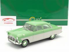 Ford Zodiac 206E year 1957 light green / beige 1:18 Cult Scale