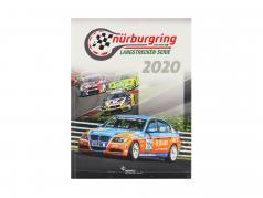 Livre: Nürburgring Série longue distance 2020 (Groupe C Sport automobile Maison d'édition)