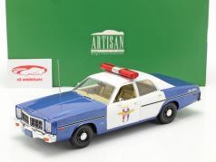 Dodge Monaco Crystal Lake Police 1978 blau / weiß 1:18 Greenlight