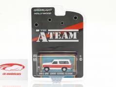 GMC Jimmy Sierra Classic 1983 séries télévisées The A-Team (1983-87) 1:64 Greenlight