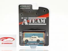 Dodge Monaco Taxi 1978 séries télévisées The A-Team (1983-87) 1:64 Greenlight
