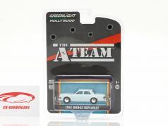 Dodge Diplomat 1981 séries télévisées The A-Team (1983-87) 1:64 Greenlight