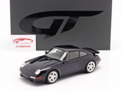Porsche 911 (993) RS Coupe 建设年份 1995 午夜 蓝色 1:18 GT-Spirit