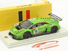 Lamborghini Huracan GT3 #19 24h Spa 2015 Grasser Racing Team 1:43 Spark