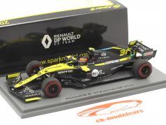 Esteban Ocon Renault R.S.20 #31 8ème autrichien GP formule 1 2020 1:43 Spark