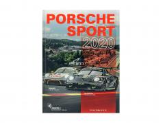livro Porsche Sport 2020 (Gruppe C Motorsport Verlag)