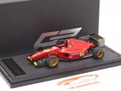 Jean Alesi Ferrari 412T1 #27 formule 1 1994 1:43 GP Replicas