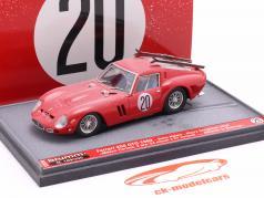 Ferrari 250 GTO #20 1962 Natal Edição 2020 1:43 Brumm