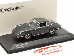 Porsche 911 Bouwjaar 1964 leisteen Grijs 1:43 Minichamps