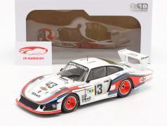 Porsche 935/78 Moby Dick #43 8日 24h LeMans 1978 Schurti, Stommelen 1:18 Solido