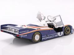 Porsche 956 LH #1 勝者 24h LeMans 1982 Ickx, Bell 1:18 Solido