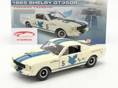 Ford Mustang Shelby GT 350R #5 Dick Jordan canadien champion 1965 1:18 GMP