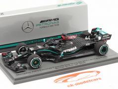 L. Hamilton Mercedes-AMG F1 W11 #44 Британский GP F1 Чемпион мира 2020 1:43 Spark