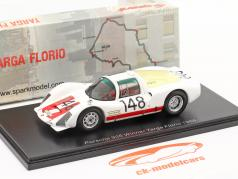 Porsche 906 #148 Winner Targa Florio 1966 Mairesse, Müller 1:43 Spark