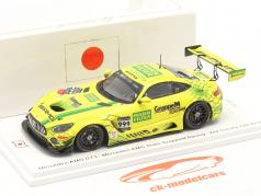 Mercedes-Benz AMG GT3 #999 2nd 10h Suzuka 2019 Buhk, Engel, Marciello 1:43 Spark