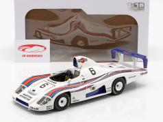 Porsche 936/78 #6 2-й 24h LeMans 1978 Wollek, Barth, Ickx 1:18 Solido