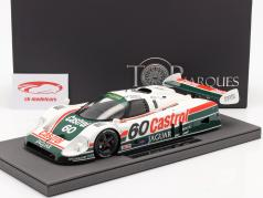 Jaguar XJR-9 #60 gagnant 24h Daytona 1988 Tom Walkinshaw Racing 1:18 TopMarques