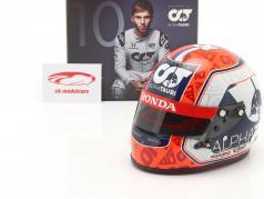 Pierre Gasly #10 Scuderia Alpha Tauri Honda Formel 1 2020 Helm 1:2 Arai