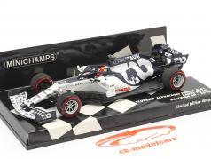 Daniil Kvyat Alpha Tauri AT01 #26 austríaco GP Fórmula 1 2020 1:43 Minichamps