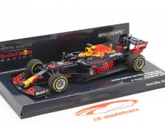 Max Verstappen Red Bull Racing RB16 #33 3-й Штирийский GP F1 2020 1:43 Minichamps