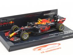 Alexander Albon Red Bull Racing RB16 #23 第四名 施蒂里亚 GP 式 1 2020 1:43 Minichamps