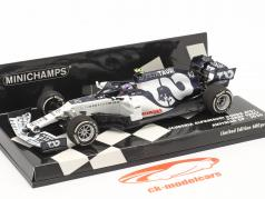 Pierre Gasly Alpha Tauri AT01 #10 7th Österreich GP Formel 1 2020 1:43 Minichamps
