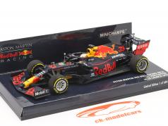 M. Verstappen Red Bull Racing RB16 #33 Launch Spec formule 1 2020 1:43 Minichamps