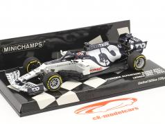 Pierre Gasly Alpha Tauri AT01 #10 Launch Spec 式 1 2020 1:43 Minichamps
