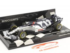 Daniil Kvyat Alpha Tauri AT01 #26 Launch Spec 式 1 2020 1:43 Minichamps