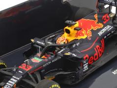Max Verstappen Red Bull Racing RB16 #33 3位 スティリアン GP F1 2020 1:43 Minichamps