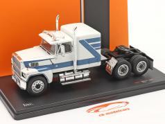 Ford LTL-9000 Truck year 1978 white / blue 1:43 Ixo