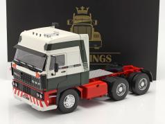 DAF 3600 SpaceCab 卡车 建设年份 1986 深绿色 / 白色 / 红 1:18 Road Kings