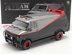 B.A.'s GMC Vandura Année de construction 1983 séries télévisées le A-Team (1983-87) 1:12 Greenlight